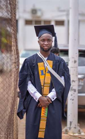 Thoughts Of A Nima Boy: A Year Ago, I Got A University Degree After A Decade Of Struggle