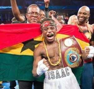 GBA Believes Isaac Dogboe Will Be Champion Again
