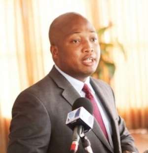 Okudzeto-Ablakwa, Stan Dogbe Is Not Part of the Akufo-Addo Presidency, by the Way