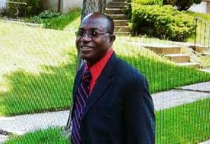 Rev. Yaw Obeng-Aduasare