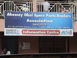 Enforce Law Barring Foreigners From Retail Trade – Abossey Okai Spare Parts Dealers