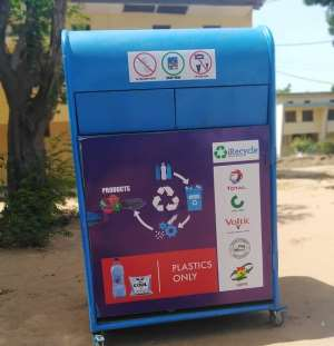 Student Nurse Of Korle Bu NMTC Introduces Innovative Waste Management System
