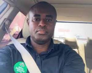 2020 Campaign Spokesperson for NDC jabs Vice President Dr. Bawumia.