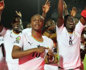 AFCON 2019: Kwadwo Asamoah Praises Black Stars Teammates