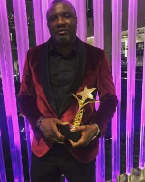 Alordia Eric Shines At Ghana Entertainment Awards USA
