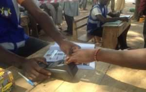 487 people in Ashanti Region challenged in EC's limited registration exercise