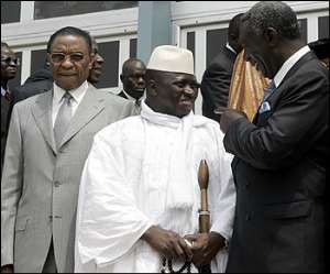 President Directs Action On Ghanaians killed in The Gambia