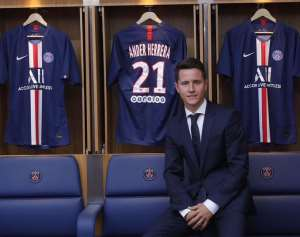 Paris Saint-Germain Sign Former Man Utd Midfielder Herrera