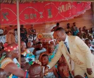 Asantehene to visit Afia Kobi Nursing Training College