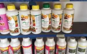 Two companies blacklisted for smuggling planting for food fertilizer to Burkina Faso