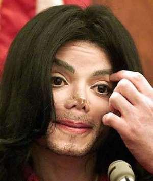 Michael Jackson buys a house in Ghana