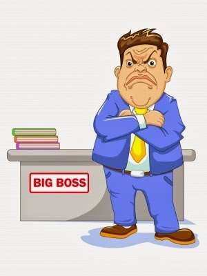 6 Ways To Put Up With A Difficult Boss