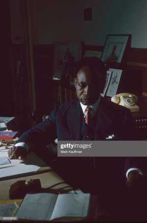 Free Ernesto Yeboah - V. L. K. Djokoto