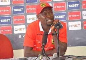 CK Akonnor Reassign As Asante Kotoko Technical Director