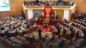 Don't disrespect our rules – Parliament to Ghanaians