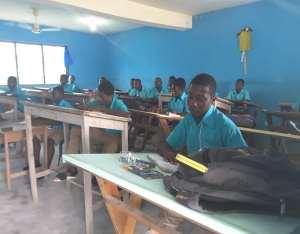 MTN Heroes Of Change Features Daniel Owusu Asiamah This Week