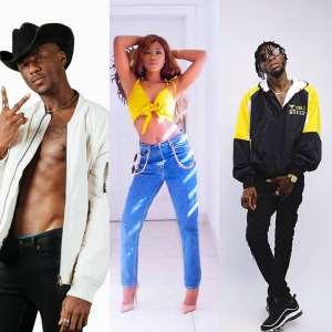 Eazzy, Joey B, And DJ Breezy Hit The Studio
