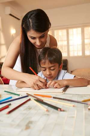 Want To Improve Your Child's Handwriting?