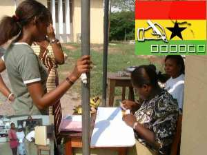 Sekondi-T'di, Tarkwa record high voters registration