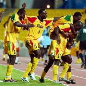 Ghana seek draw for place in last eight