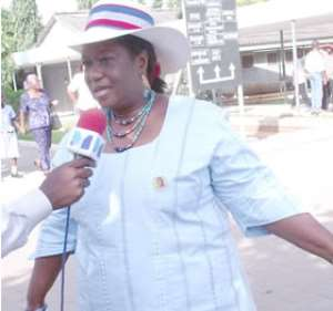 Hawa speaks on presidential ambition