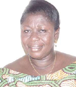 President Kufuor's Niece Gets 'Elected'