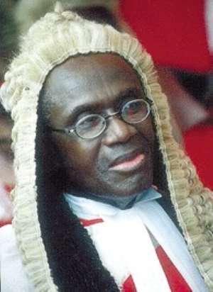 Divine Justice Meted Out To Justice Afreh