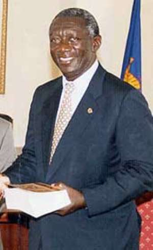 President Kufuor: A