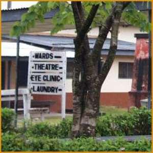 Patients financially cripple hospital