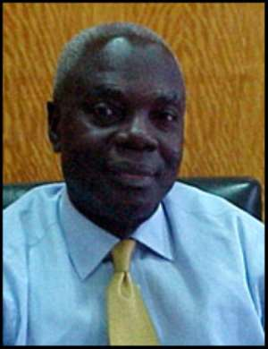 Yamson re-appointed Chairman of University of Ghana Council