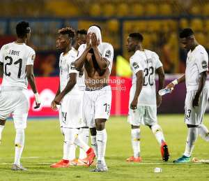 AFCON 2019: Don't Blame Caleb Ekuban For Ghana's Exit From AFCON - Andre Ayew