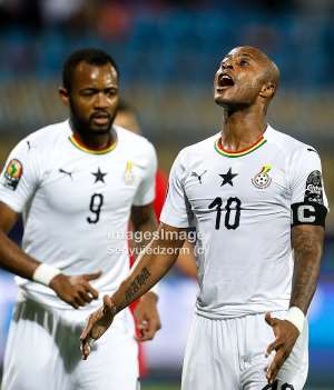AFCON 2019: 'I Take Full Responsibility For Black Stars AFCON Exit' - Andre Ayew