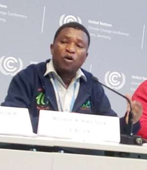 Renowned African climate activist reacts to US Ambassador's endorsement of coal-fired power project