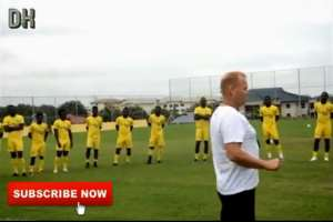 VIDEO: New Kotoko Manager Kjetil Zachariassen Interacts With Players For The First Time