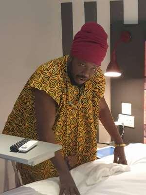 Blakk Rasta Lectures At The University Of Ghana