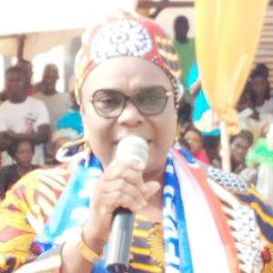 Gomoa Central MP Encourages Constituents To Participate Fully In The Voter's Registration Exercise