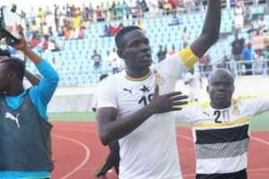 Black Satellites Captain Ishahaku Konda Optimistic Of Victory Against Benin