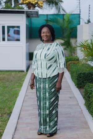Selection Of Professor Jane Naana Opoku-Agyemang As Running Mate To John Mahama Iconic And Momentous - Ask Writes
