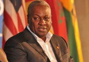 If God really masterminded Mahama's 2016 defeat, He may well repeat it in 2020!