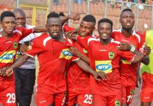 Asante Kotoko name 18-man squad without Augustine Sefah to face San Pedro in Abidjan