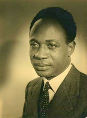 Kwame Nkrumah: Greater than any Ghanaian leader