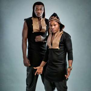 Woman Cannot Separate Us — Keche Music Group