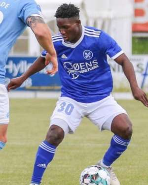Danish Club BK Fremad Amager Completes Emmanuel Bio Signing In A Permanent Deal