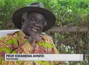 Rawlings Was Not Ready To Leave Power - Prof Kwamena Ahwoi Asserts