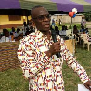 Send Your Girl Child To School; Don't Give Them Out For Marriage — Akatsi North MP To Zongo Communities