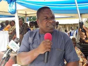Jomoro MCE, Ernest Kofie