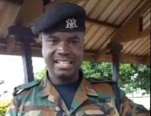 'DropThatChamber' Detained Soldier Released