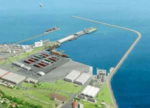Takoradi Port: New Oil jetty To Go Operational In October