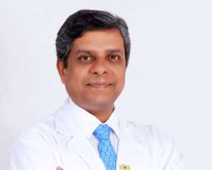Dr. S Venkatesh, Lead Consultant, Interventional Cardiology, Aster RV Hospital