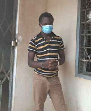 Bibiani: Boy Who Defiled 4-Year-Old Girl And Used Knife To Open Her Private Part Jailed 18 years